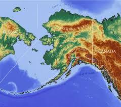 usa map alaska reference map of alaska usa nations project