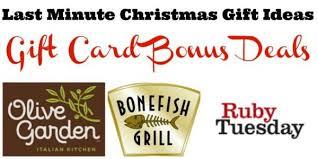 restaurant gift card deals last minute restaurant gift card deals gift card deals and