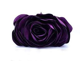 purple roses for sale free shipping purple eye catching clutch for women eye