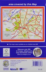 Easton Map Bristol Premier Map A Z Street Maps U0026 Atlases Amazon Co Uk