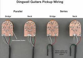 dingwallguitars com u2022 view topic series vs parallel wiring for