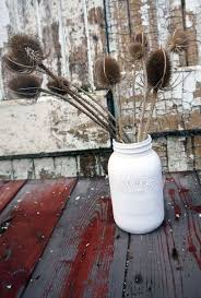 painted kilner mason jar painted to order you choose your