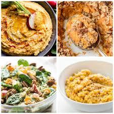 thanksgiving side dished vegan side dishes facebook