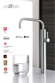 Chicago Faucets Kitchen by Still One Water Drinking Faucet Chicago Good Design Award 2009