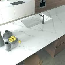 plan travail cuisine quartz plan travail cuisine de en marbre granit blanc