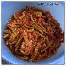 cuisiner des haricots verts frais haricots verts a la tomate version thermomix les délices de guigui