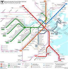 boston subway the t boston transportation information