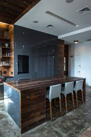 Cool Industrial Kitchen Designs That Inspire DigsDigs - Rustic modern kitchen cabinets