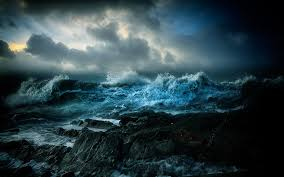 Storm At Night Wallpapers Hd Resolution