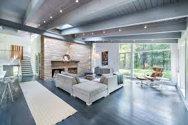 interior design designing home view rukle gray floor with white
