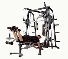 Decline Smith Machine Bench Press Is The Marcy Diamond Elite Md 9010g The Most Complete Smith