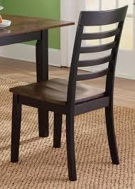 Liberty Dining Room Sets Liberty Furniture Cafe 5 Piece Drop Leaf Dining Room Set In Black
