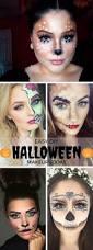 Scary Cat Halloween Makeup 21 Easy Diy Halloween Makeup Looks Stayglam