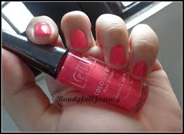review notd lotus herbals colour dew nail enamel u2013 fairy flare