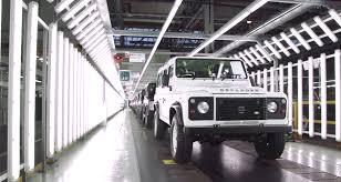 british land rover defender british billionaire considers restarting land rover defender