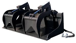 new holland skid steer attachments bucket skid steer loader
