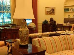 oval office replica picture of jimmy carter library u0026 museum