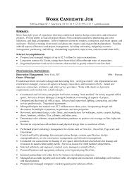 resume sle template interior design resumes the most interior design resume sle