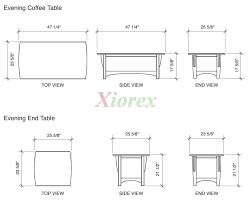 Sofa Sizes Standard Sofa Table Dimensions La Musee Com