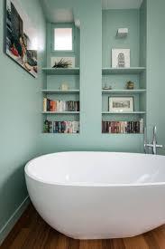chambre couleur vert d eau peinture murale vert deau