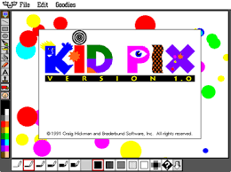 kid pix wikipedia