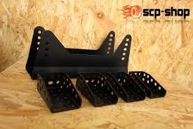 fixation siege baquet supports pour montage de siège baquet par dessous