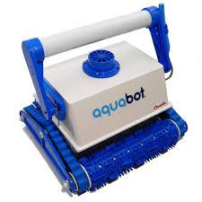 aquabot classic robotic cleaner