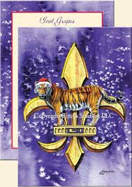 greeting cards cajun greeting cards lsu tiger