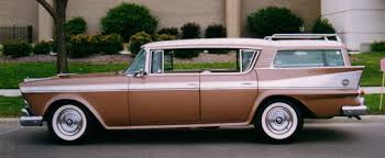 rambler car push button transmission from wikiwand 1958 amc ambassador 4 door pillarless hardtop