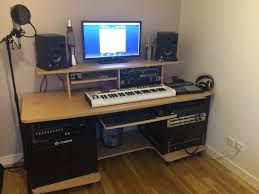 Oak Studio Desk by Studio Rta Desk Best Home Furniture Decoration