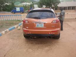 infiniti jeep few months old infiniti jeep rx 35 for grabs autos nigeria