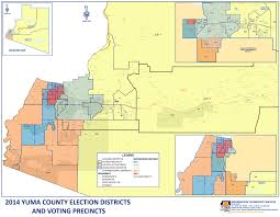 Arizona Congressional District Map by Yuma Map Adriftskateshop