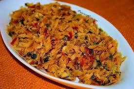 cuisine hiopienne lmb on chiquetaille de morue la cuisine haitienne haiti