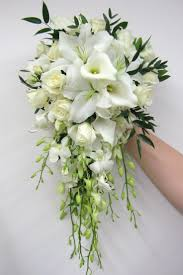 best 25 cascading bridal bouquets ideas on pinterest bridal