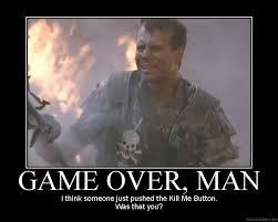 Twister Movie Meme - designate robertson game over season over