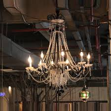 Chandelier Rustic Luxury Chandelier Lighting Black And White Candle