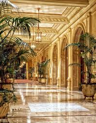 free picture interior design architecture hallway light luxury