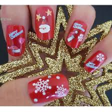 discount 3d christmas nail art designs 2017 3d christmas nail