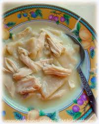 watching what i eat homemade chicken u0026 dumplings just like