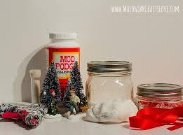 holiday decor with jars mason jar crafts love