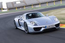 electric porsche 918 5 sports car stunners you u0027ll be shocked to learn are hybrids
