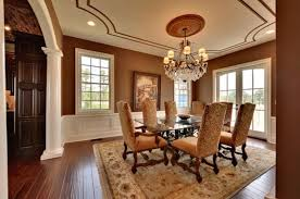 dining room colors ideas dining room colors with chair rail home design ideas