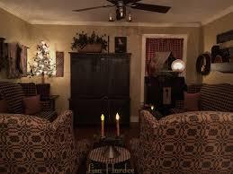 prim colonial keeping room lisa hardee christmas 2015