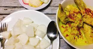 menu pelengkap opor ayam 4 resep ketupat opor enak dan sederhana cookpad