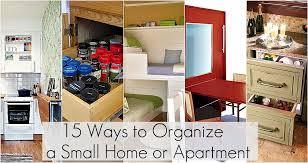 organizing a home ways organize small home apartment tierra este 27323
