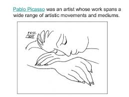 pablo picasso line drawings