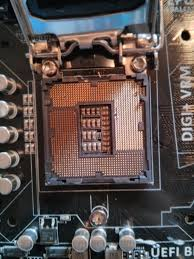 cpu socket pins bent missing intel solved motherboards