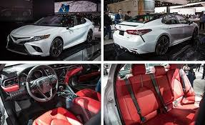 toyota camry stretch 2018 toyota camry photos and info car and driver