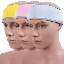 sports headbands tennis basketball sweat headband outdoor sports headbands for men