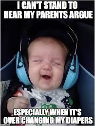 Baby Diaper Meme - jammin baby memes imgflip